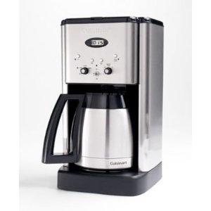 Cuisinart DCC-1400 Coffee Maker, Brew Central 10-Cup Thermal