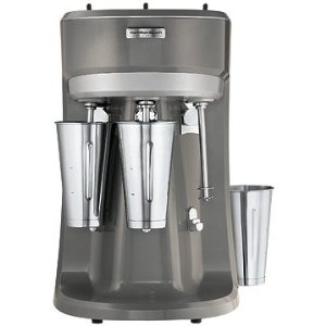 Hamilton Beach HMD400 Commercial Drink Mixer, Silver
