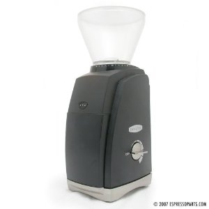 Solis Crema Maestro Plus G385 Conical Burr Grinder