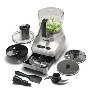 Wolfgang Puck WPMFP15 12-Cup Direct-Drive Food Processor with Storage Drawer