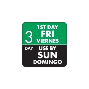 Daydots Duo-Dots Dissolvable - 3 Day Fri/Sun 11705-35-21