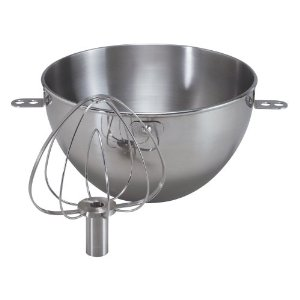 KitchenAid 3qt Bowl and Combi Whip