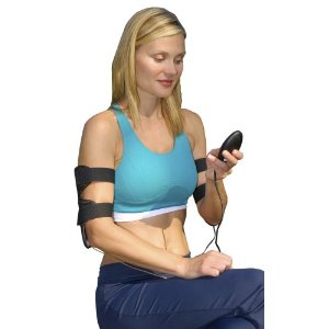 Slendertone System Arms with Controller