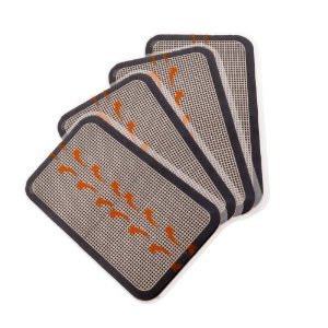 Slendertone Replacement Gel Pads for Mini Bottom Toning System (4 Pads)