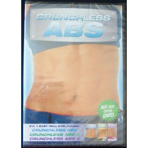 Crunchless Abs 1,2, & 3 DVD