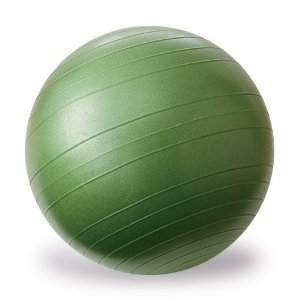 Gaiam Exclusive Interchangeable Extra Balance Ball For Use With The Gaiam BalanceBall Chair (4 Colors!)
