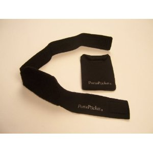 PortaPocket Essentials, a Strap-on Carrying Case / Travel Wallet System