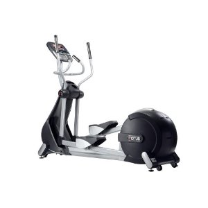 Motus USA M770EL Crosstrainer Elliptical with Fully Integrated Samsung LCD TV
