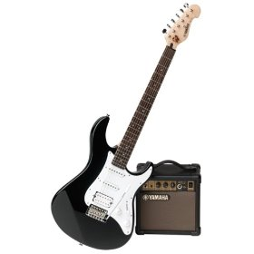 Yamaha EG-112PF Electric Guitar Kit