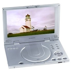 Audiovox Electronics D2011 Widescreen Ultraslim 10-Inch Portable DVD Player