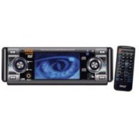 Pyle PLD57MU AM/FM-MPX DVD/VCD/CD/MP3 Disc Player w/3.6'' LCD Screen And USB Port