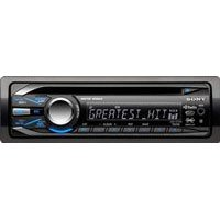 Sony CDXGT340 MP3/WMA Player CD Receiver (Black)