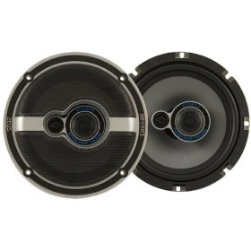 Hifonics Zeus ZXI63 6.5-Inch 3-Way Speakers