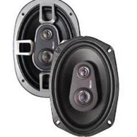MB QUART FTA169 Formula Series 6 x 9 inch 3-Way Triaxial Car Speaker System (ENGINEERED & DESIGNED IN GERMANY) 180 W max