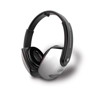 Coby cv163 headphone folding volume control