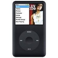Pre-Owned iPod Classic 160GB - Black (MB150LL/A)