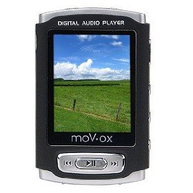 Centon 1GB moVox MP4 Player - 1GBMP4-001