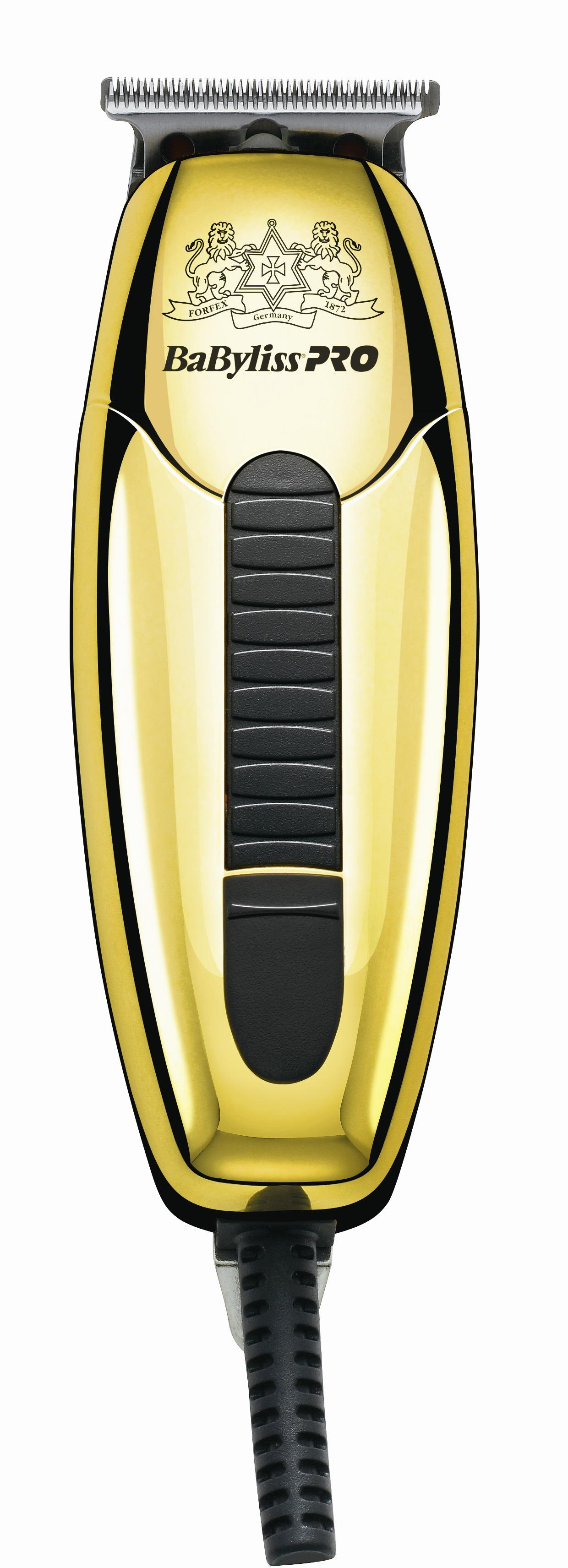 Conair bg59 gold outlining trimmer ergonomic lite weight