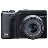 Ricoh GXR Interchangeable Unit Body with GR LENS A12 50mm F2.5 MACRO Camera Unit, 12 Megapixel