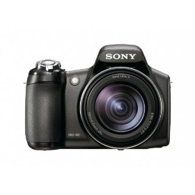Sony Cybershot DSC-HX1 9.1MP Digital Camera with 20x Optical Zoom with Super Steady Shot Image Stabilization and 3.0 Inch LCD