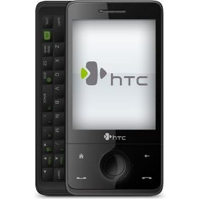 HTC Touch Pro Unlocked Phone with 3.2 MP Camera, Windows Mobile 6.1, Wi-Fi, GPS, and MicroSD Slot--International Version with No Warranty (Black)