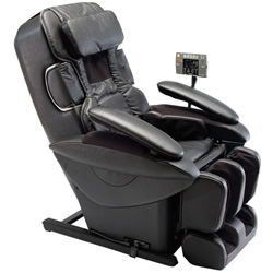 Panasonic ep30006ku black massage chair