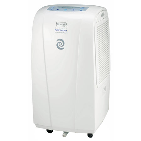 Delonghi de500p dehumidifier 50pint