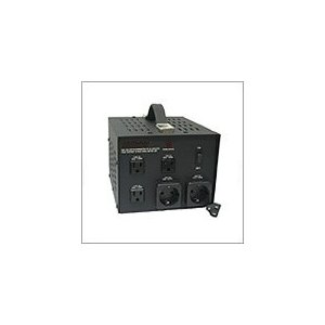 2300 WATTS HEAVY DUTY CONTINUOUS USE 110V/240V DUAL VOLTAGE STEP UP / DOWN TRANSFORMER.