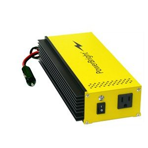 300 WATT PURE SINE POWER INVERTER - 24 VDC TO 110 VAC