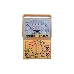 A.W. Sperry SP-152A Analog Multimeter