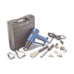 Heat Pro Deluxe Variable Temperature Heat Gun Kit