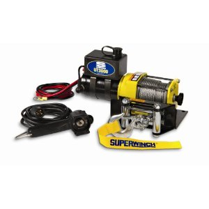 Superwinch 1331200 UT3000 Series Winch