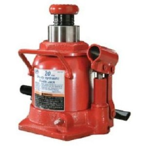 Advanced Tool Design Model  ATD-7387  20 Ton Shorty Bottle Jack