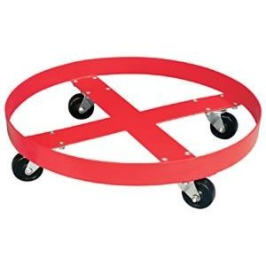 Jet Equipment Drum Dolly 55GAL 900LB Cap #140121