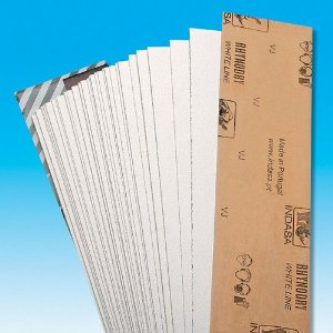 Long Board Plain Back Sandpaper 50 pk 120 Grit
