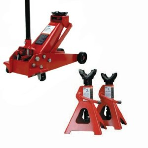 ATD Tools 7500 3-Ton Jack Pack and Stand Kit