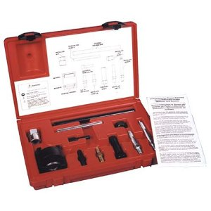 Kastar 5238 Master Power Steering Pump and Alternator Pulley Remover Installer Kit