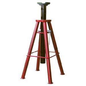 ATD Tools 10-Ton Capacity High Lift Jack Stands (1 PAIR) / ATD-7447
