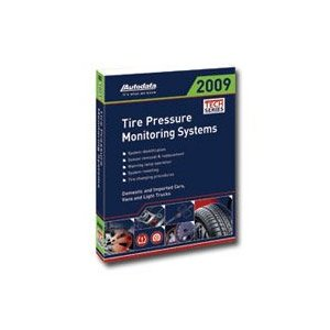 2009 Tire Pressure Monitoring System Manual (ADT09-200) Category: Auto Repair Manuals