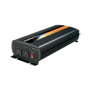 Duracell 813-1500-07 1,500 Watt DC to AC Power Inverter