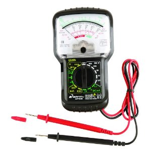 Actron CP7849 Analog Multimeter Tester