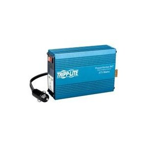 TRIPPLITE PowerVerter 375 DC to AC Power Inverter 230 Volts