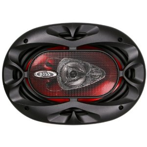 Boss Audio Systems CH6930 6-Inch x 9-Inch 3-Way Chaos Series Speaker
