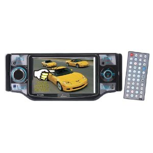 LANZAR SD45MU 4.5'' TFT Touch Screen Monitor with DVD/VCD/USB/MP3/CD Player & AM/FM/RDS Radio