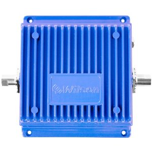 Wilson Amplifier is Direct Connection / PCS GSM/ TDMA Dual Band 824 - 894 MHz/ 1850 - 1990 MHz Amplifier (Wilson 812201)