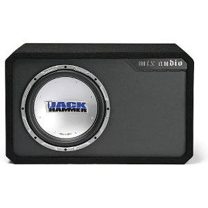 MTX JH4512A Ported enclosure with one 12