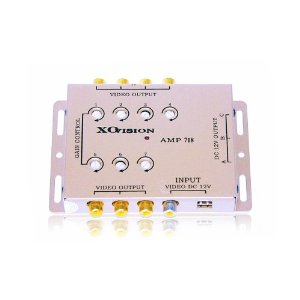 XO Vision AMP718 1 I/7 O Video Amplifier