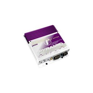 PB444  Reno Series - 300 Watt 2 Channel Car Audio Amplifier