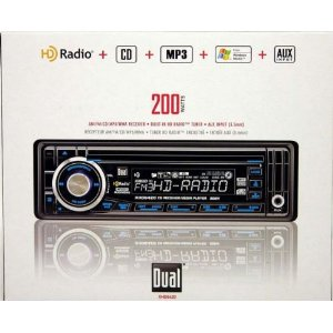 Brand New Dual Xhd6420 Car Cd, Mp3, Wma Receiver with Hd Radio Built in (No Extra Accessories)