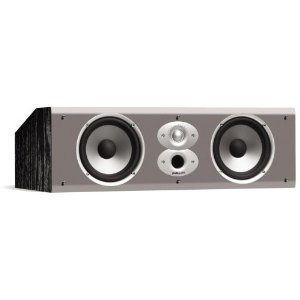 Polk Audio CSi5 High Performance Center Channel Speaker (Single, Black)